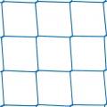 Siatki Lublin - Ochronna siatka 10x10 Siatka ochronna wykonana z polipropylenu o wymiarach oczek 10 x 10 cm i grubości siatki 3 mm sprawdzi się na wszystkich obiektach sportowych, do zabezpieczenia boiska, na kontenerach, przyczepkach, do hodowli na woliery, do ochrony przed ptakami czy stworzy solidne zabezpieczenie na schody czy łóżeczka. Sprawdzi się na profesjonalnych obiektach, ale także dla domowego użytku. Trwały materiał jakim jest polipropylen doskonale spełni swoją rolę na zewnątrz, jak i do ochrony stosowany wewnątrz budynków.